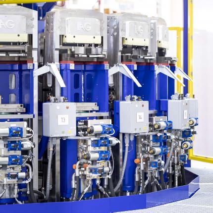 Automatisierungstechnik im Sondermaschinenbau