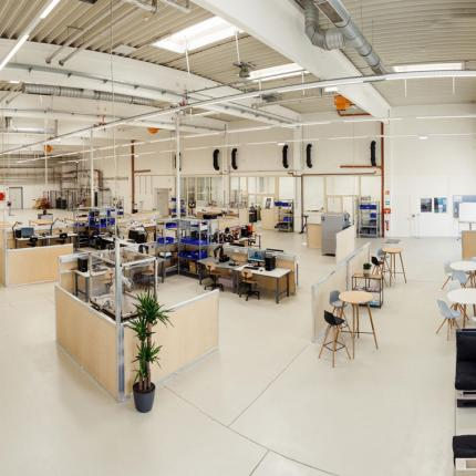 IAG ist Sponsor des Innovation Lab der FH Wiener Neustadt